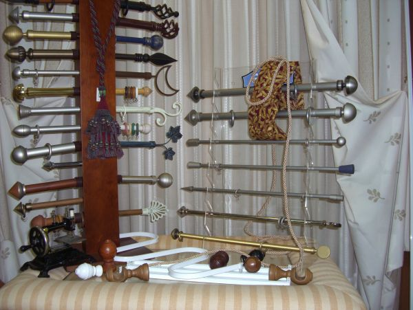 Instalhogar - Barras de forja para cortinas ...
